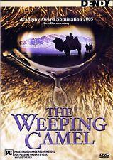 Weeping Camel (DVD, 2005) RARE OOP - Mongolian Doco