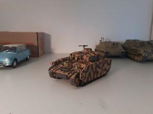 Panzer IV ausf H n°28 collection Chars de Combat Altaya