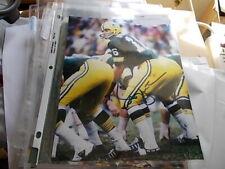 Scott Hunter #16 Green Bay Packers  Signed/Auto  8 x 10.