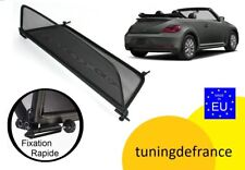 VW BEETLE Cabrio 2012-2017 | Déflecteur | Filet Anti Remous | Coupe Vent