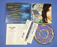 "Prince Graffiti Bridge"" JAPAN CD OBI_WPCR-3640"