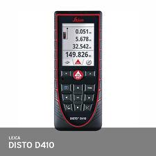 Leica Disto D410 External Laser Distance Meter IP54 500ft +/-1.0mm Acuracy FedEx