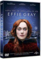Effie gray DVD NEUF SOUS BLISTER