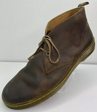 Dr Martens Cabrillo Crazy Horse Leather Desert Boot Mens 13 Gaucho Brown AirWair