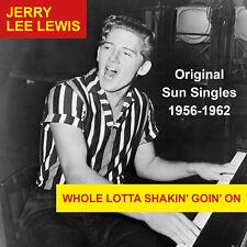 CD Jerry Lee Lewis Whole Lotta Shakin' Goin' On : Original Sun Singles 1956-1962
