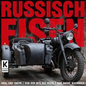 Russisch Eisen Ural und Dnepr M72 bis heute Mit Hammer und Schlüssel Buch