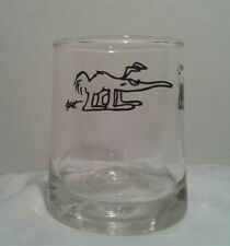 THE ANT AND THE AARDVARK glass