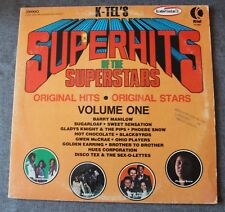 Super Hits of the superstars - barry manilow golden earring ect ., LP - 33 Tours