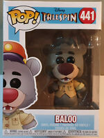 FUNKO POP! DISNEY TALESPIN BALOO VINYL FIGUR IN BOX #441
