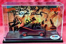 San Diego comic-con 2013 Hot Wheels el un equipo profesional autenticador de deportes autografiada Auténtico/DNA