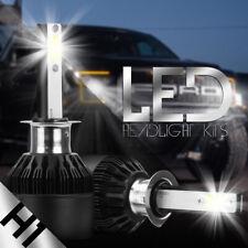 2018 Upgrade H1 2000W White LED Car Headlight High Low Beam Conversion Bulbs Kit