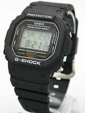 Casio DW5600E-1V G-SHOCK Mens Black Classic Digital Shock Resistant Sports Watch