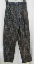 WOMENS Catherina Alexander BRN/BLK 8 WOMENS Reptile Snake Lined $5.50 SHIP