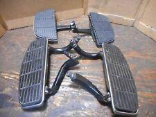1995 HARLEY DAVIDSON FLH ELECTRA-GLIDE FRONT REAR FOOT BOARD FOOT PEGS