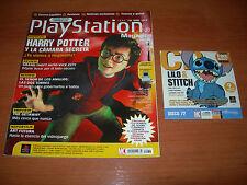 REVISTA OFICIAL PLAYSTATION MAGAZINE Nº72 (EDICIÓN ESPAÑOLA MUY BUEN ESTADO)