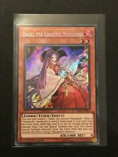 Yugioh: Dakki, The Graceful Mayakashi HISU-EN027 - Secret Rare - 1st Edition