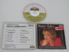Hanne Haller / Hallo, Cher Dieu (Karussell 843 277-2) CD Album