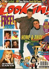 Look-In Magazine 25 April 1992     Kylie Minogue     Erasure     Jennie Garth