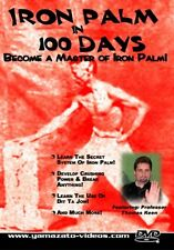 NEW Iron Palm in 100 Days (DVD)