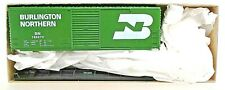 BURLINGTON NORTHERN 40' MODERN BOXCAR KIT-HO SCALE