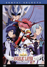 Angelic Layer - Complete Collection (DVD, 2015, 5-Disc Set)