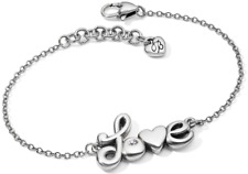 BRIGHTON LOVE LETTERS BRACELET NEW WITH TAGS/ POUCH