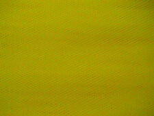 Veiling giallo morbido tulle WEDDING / BRIDAL DRESS Fabric 280cm Ampio Gratuito P+P