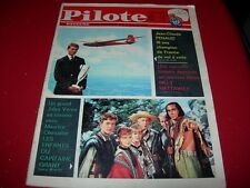 PILOTE MAGAZINE N° 199  15 AOUT 1963   JULES VERNE , BILLY HATTAWAY