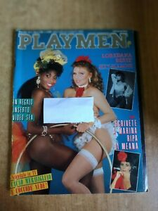 PLAYMEN MARZO 1988