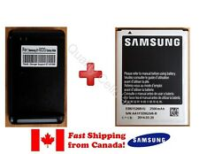 Authentic OEM Samsung Galaxy Note 1 battery and USB Wall Charger for i9220 i717