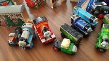 Vintage Thomas the Tank Engine Wooden Train Set  - Tracks / Trains