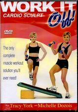 Work It Off Cardio Sculpt Muscle Workout Aerobics Conditioning Strength Training