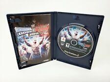 WWE SmackDown vs. Raw 2011 (Sony PlayStation 2, 2010) PS2 Complete w/ Manual CIB