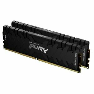Kingston Fury Renegade KF440C19RB1K2/32 32GB (16GB x2) DDR4 4000Mhz Non ECC DIMM