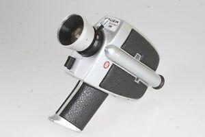 Bauer Super C3 #801-2257 Super 8 Filmkamera mit Bauer Vario 1.8/10,5-32mm