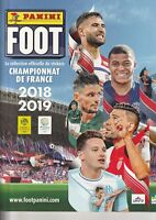 LILLE - STICKERS IMAGE VIGNETTE - PANINI - FOOT 2018 / 2019 - a choisir