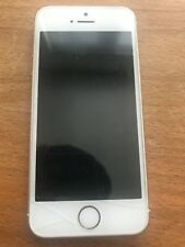 Apple iPhone 5s - 16GB - Gold (Unlocked) (GSM) (CA). Slightly Cracked Screen