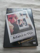 Memento Dvd, 2001 Columbia Tristar