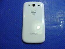 "Samsung Galaxy S3 Verizon SCH-I535 4.8"" 4G Genuine Back Cover ER*"