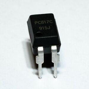 Optokoppler PC817 PC817C DIP4 - 5, 10, 25, 50 oder 100 Stück