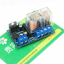 UPC1237 Dual Channel Speaker Protection Board Kits Boot Delay AC12-24V 200W