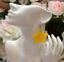 Mode-Ohrschmuck im Hänger-Stil mit Stern-Schliffform für Kinder