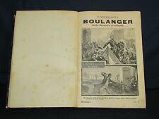 Libro Illustrato Generale Boulanger Dalla Dittatura al Suicidio Mezzabotta 1891