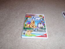 Paws & Claws: Pet Resort (Nintendo Wii, 2009) complete & plays great