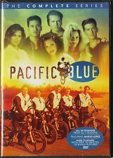 Pacific Blue: The Complete Series (DVD, 2012, 19-Disc Set)  Mario Lopez NEW