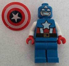 LEGO® Marvel Super Heroes Figur  Captain America + Schild  Neu Neuware Original