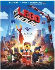 The LEGO Movie (Blu-ray + DVD + UltraVio Blu-ray