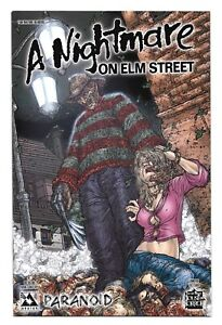 A Nightmare On Elm Street: Paranoid Bad Boy #1 (2005)  / nm condition / st13