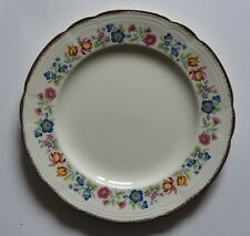 """6 x Alfred Meakin Tennessee Royal Marigold 10 """" Dinner Plates (2 sets available)"""