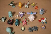 Vintage Pokemon Toys Lot Mixed TOMY PVC CGTSJ Figures Aipom Slaking Blissey